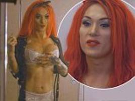 Transgender pornstar says surgery would ruin her career