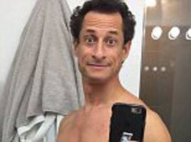 anthony weiner admits to skype and snapchatting girl, 15