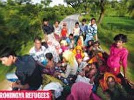 centre tells supreme court rohingya are 'security threat'