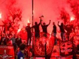 Spartak Moscow could play Liverpool behind closes doors