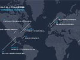 hyperloop one reveals 10 potential routes around the world