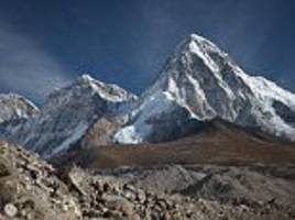 Millions at risk of water shortages as Asian glaciers melt