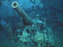 paul allen reconstructs how doomed battleship sank
