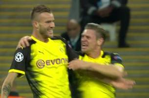 Americans Abroad: Kane's brace downs Dortmund at Wembley in Champions League opener