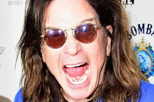 ozzy osbourne dishes out marital advice: 'don't get caught with your mistress'