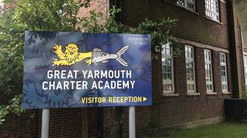 great yarmouth charter academy: head defends strict rules