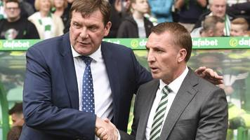 st johnstone boss tommy wright believes celtic face difficult euro balancing act