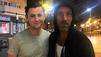 jude law and the other celebrities who disguise themselves in public
