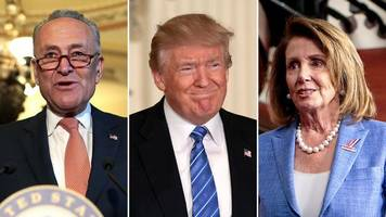 Schumer, Pelosi Announce Deal With Trump: DACA For Border Security But No Wall; White House Denies