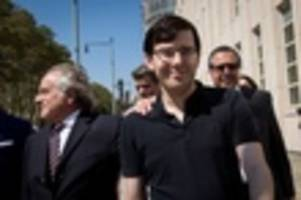Martin Shkreli Is Now In Jail After Judge Revokes His $5 Million Bail