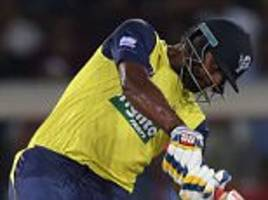 thisara perera inspires world xi to victory over pakistan