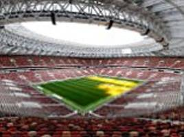 world cup 2018 tickets go on sale with £80 the cheapest