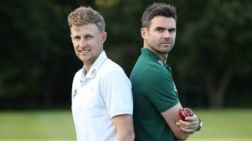 joe root v james anderson: england team-mates describe each other