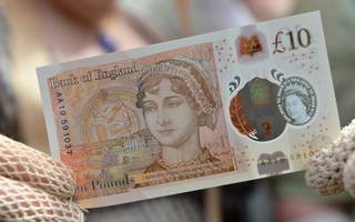 the new tenner goes into circulation today: here's what you need to know