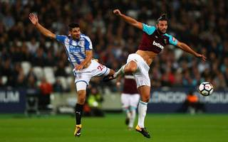 west ham concoct regime to keep andy carroll fit and firing