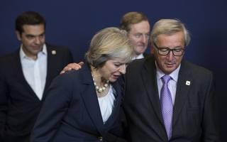 why is the uk is still bending over backwards to please brussels?