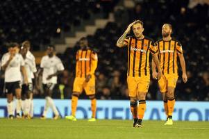seb larsson unimpressive, defensive woes and pivotal period approaching: five things we learned from hull city's loss at fulham