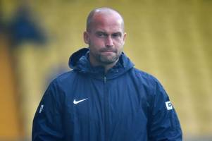 Ex Torquay United boss Kevin Nicholson among favourites to take over at Bath City