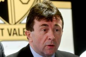 port vale's colin garlick says it's not fair to set forest green ultimatum for michael brown