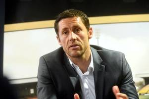 port vale press conference: michael brown looks forward to test of character against forest green