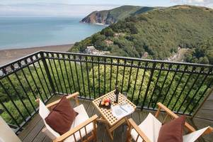 devon penthouse has spectacular sea views loved by an english king