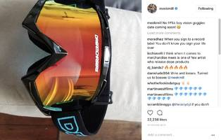 "Meek Mill Has Exactly What You Need: ""No F**k Boy Vision Goggles"""