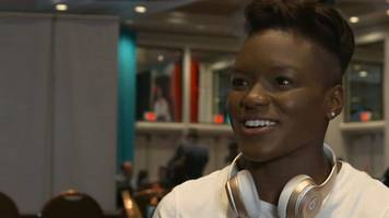 nicola adams targets world title after 'dream' las vegas fight