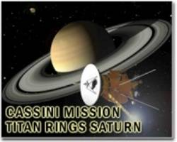 Cassini readies final plunge into Saturn