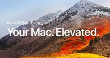 Apple Seeds macOS High Sierra 10.13 GM to Devs, Final Launches September 25