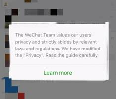 WeChat Confirms: It Gives Just About All Private User Data to the Chinese Regime