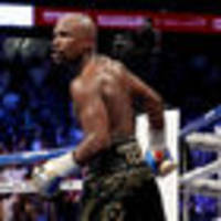 Convicted felon Floyd Mayweather backs Donald Trump: 'Grab them by the p**** how real men talk'