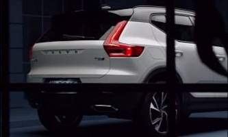 Leak: 2018 Volvo XC40 T5 Twin Engine (PHEV) Inadvertently Unveiled By Teaser