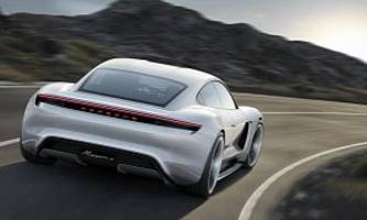 Porsche Mission E to Get Competitive $85,000 Starting Price in the U.S.