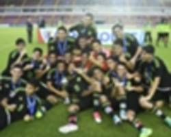 fifa u-17 world cup 2017: mexico announce 21-member squad