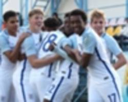 under-17 world cup: england to play new zealand in a friendly