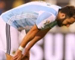 higuain omitted by argentina again as brazil recall diego