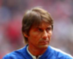 london terror attack: chelsea boss conte issues defiant message after explosion