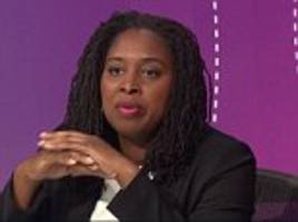 dawn butler jeered by question time audience over brexit