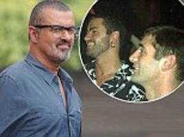 george michael's moving final tribute to brazilian lover
