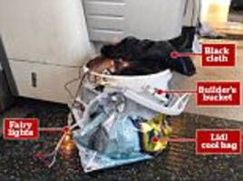'crude' tube bomb 'failed significantly', experts say
