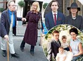 lord snowdon's £3.2m will leaves nothing to lovechild