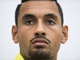 nick kyrgios admits battle with grief has stalled progress