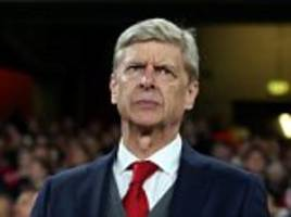 Wenger urges Arsenal to better record with league's elite