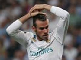 Why is Gareth Bale booed by Real Madrid fans?