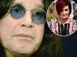 ozzy osbourne expresses regret over his multiple affairs