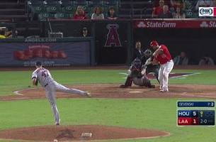 watch: albert pujols hits 613th career home run, moves to no. 7 all-time