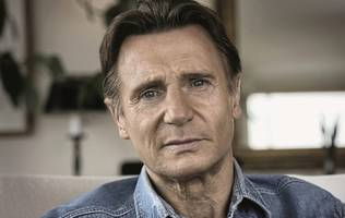 liam neeson retires - but only from action films