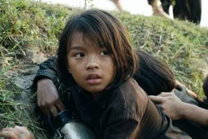 'first they killed my father' review: angelina jolie balances poetry and horror in cambodian saga