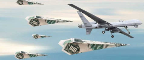 america's weapons: the dollar and the drone