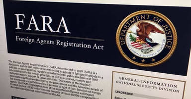 State-Sponsored Intimidation, Or When FARA Goes Too Far